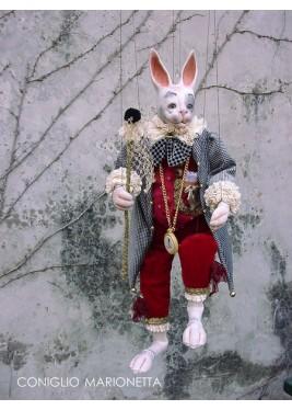Poupée Lapin, Marionnette