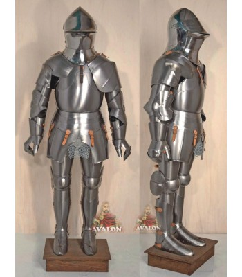 Armure Médiévale - Armure Française