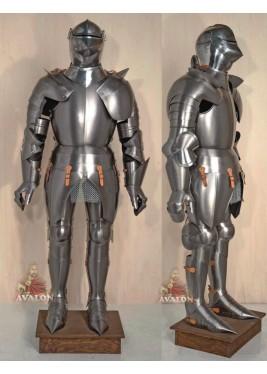 Armure Médiévale - Armure Fonctionnelle