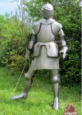 Armure de Chevalier - Armure Médiévale