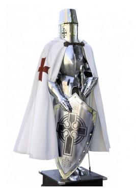Armure Templiers complète