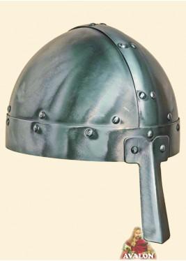 Cervelière à Nasal Casques Médiévale