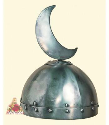 Casque Arabe - Cervelière Casque Médiéval