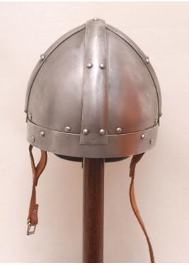Casque viking,  casques de combat médiévaux