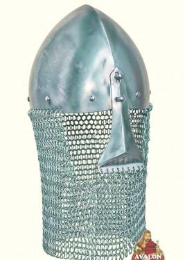 Casque Normand - Casque avec amovible Nasal
