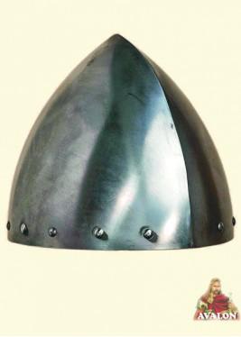 Casque Conique - Casque Médiéval