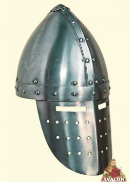 Casque Italo-Normand - Casques Médiévaux