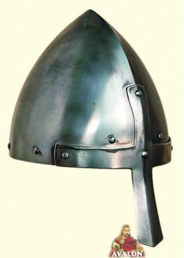 Casque Médiéval Conique