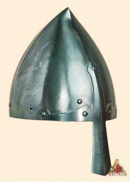 Casque Viking - Conique à Nasal