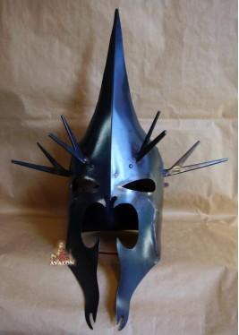 Casque Roi-Sorcier d'Angmar