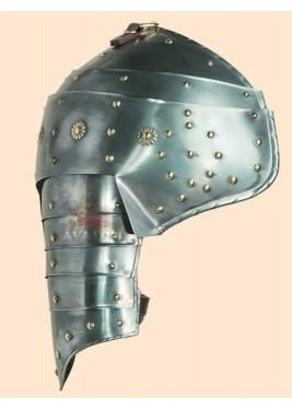 Spalières armure médiévale