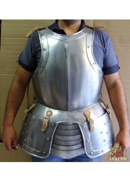 Cuirasse armure médiévale