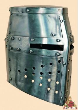Casque de Croisé - Grand Heaume Médiéval