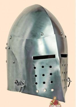 Casques de Combat Médiéval