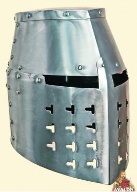 Grand Heaume Médiévaux