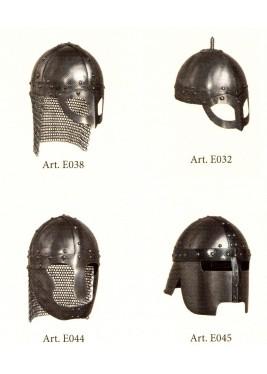 Casque viking- Casques de Combat Médiévaux
