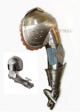 Bras Armure Médiévale
