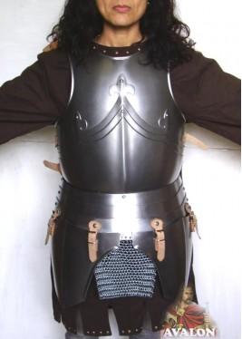 Cuirasse médiévale (Femmes)