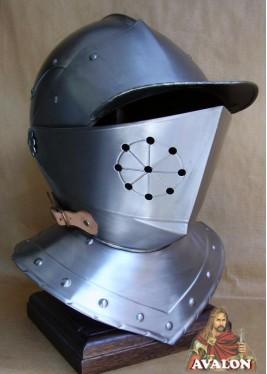 Casque Médiéval - Casque Chevalier