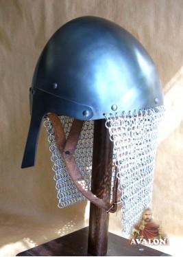 Casque Normand à Nasal - Casque Médiéval