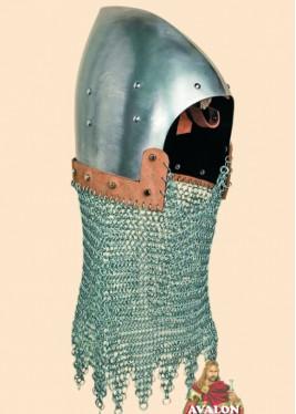 Bassinet Médiéval - Casque de combat