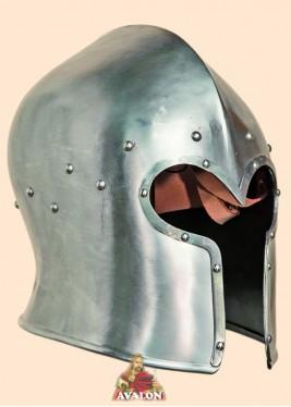 Casque Barbute - Casque Médiéval