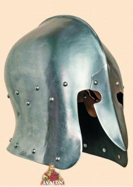 Casque Barbute - Casques médiévaux