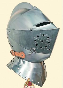 Casque Chevalier - Casque médiéval