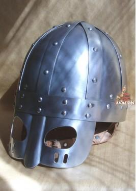Casque Viking - Spangenhelm Médiévale