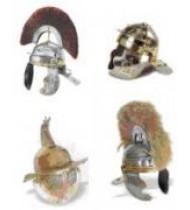Casques Romains
