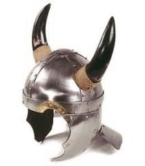 Casque Viking à cornes