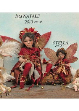 Poupée Porcelaine Collection Stella