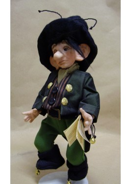 Poupée Porcelaine: Jiminy Cricket