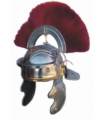 Casque Romain avec crête de Centurion