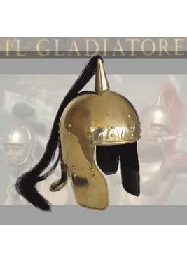 Casque du  Aurige - Casque de cocher romain