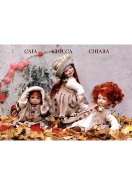 Poupées Porcelaine: Caia Chicca Chiara