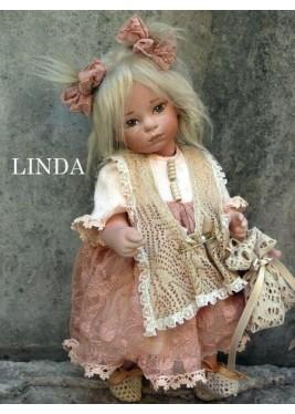 Poupée Porcelaine, Linda