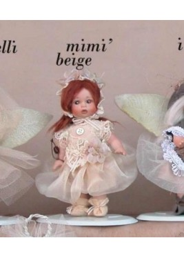 Faveur Mimi Poupée Porcelaine Collection, 13 cm