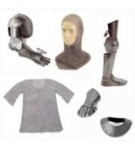 Éléments d'Armure Médiévale