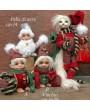 Porcelaine anges, elfes, fées
