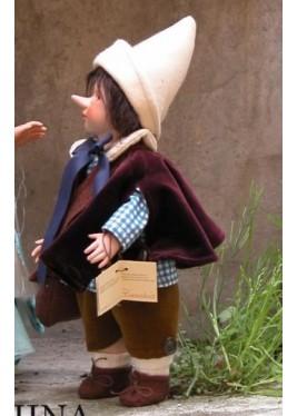 Poupée Pinocchio Conte des Fée, 16 cm
