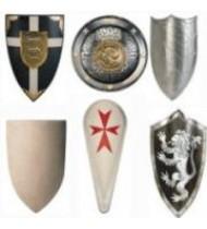 Boucliers Médiéval