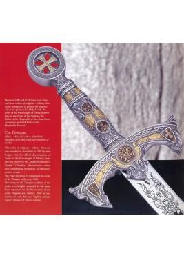 Épée des Templiers