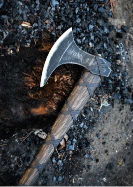 Hache Viking - Hache de Ragnar Lothbrok